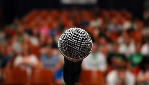 microphone-public speaking