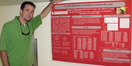 steve poster presentation