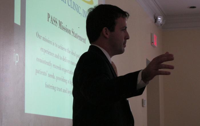 Presentation at Access Symposium